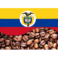 Арабика Colombia Decaf (1кг) Кофе в зёрнах Sergio Richi ™
